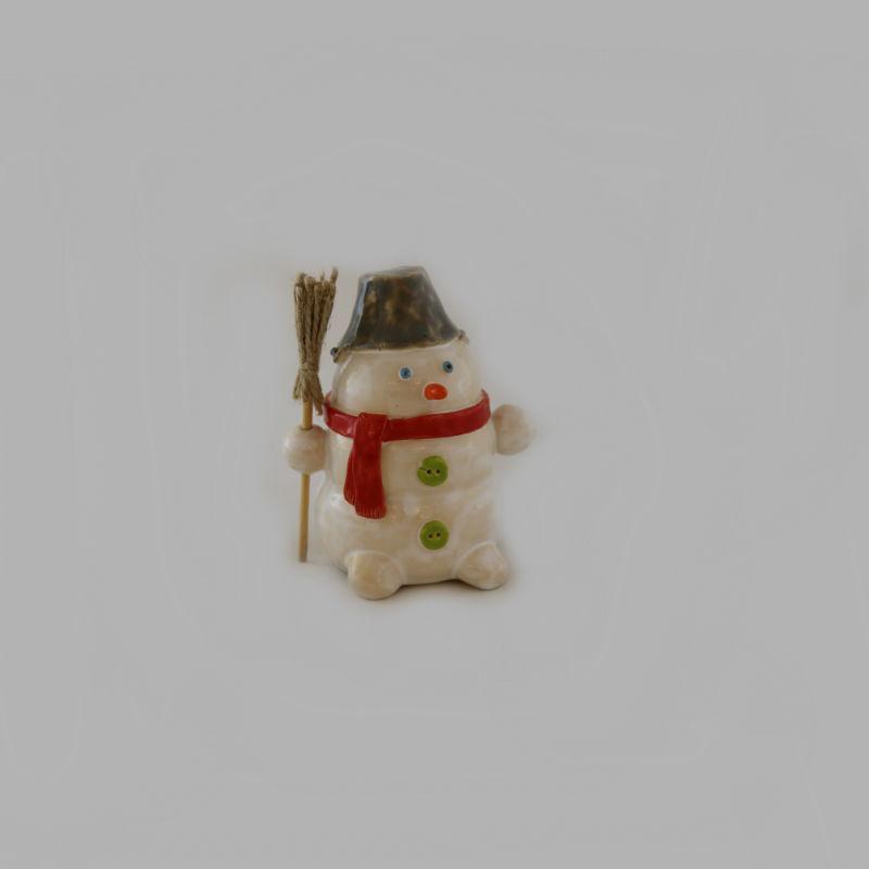 Снеговик бол.