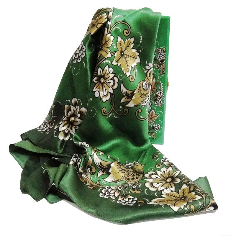 Handkerchief Khokhloma